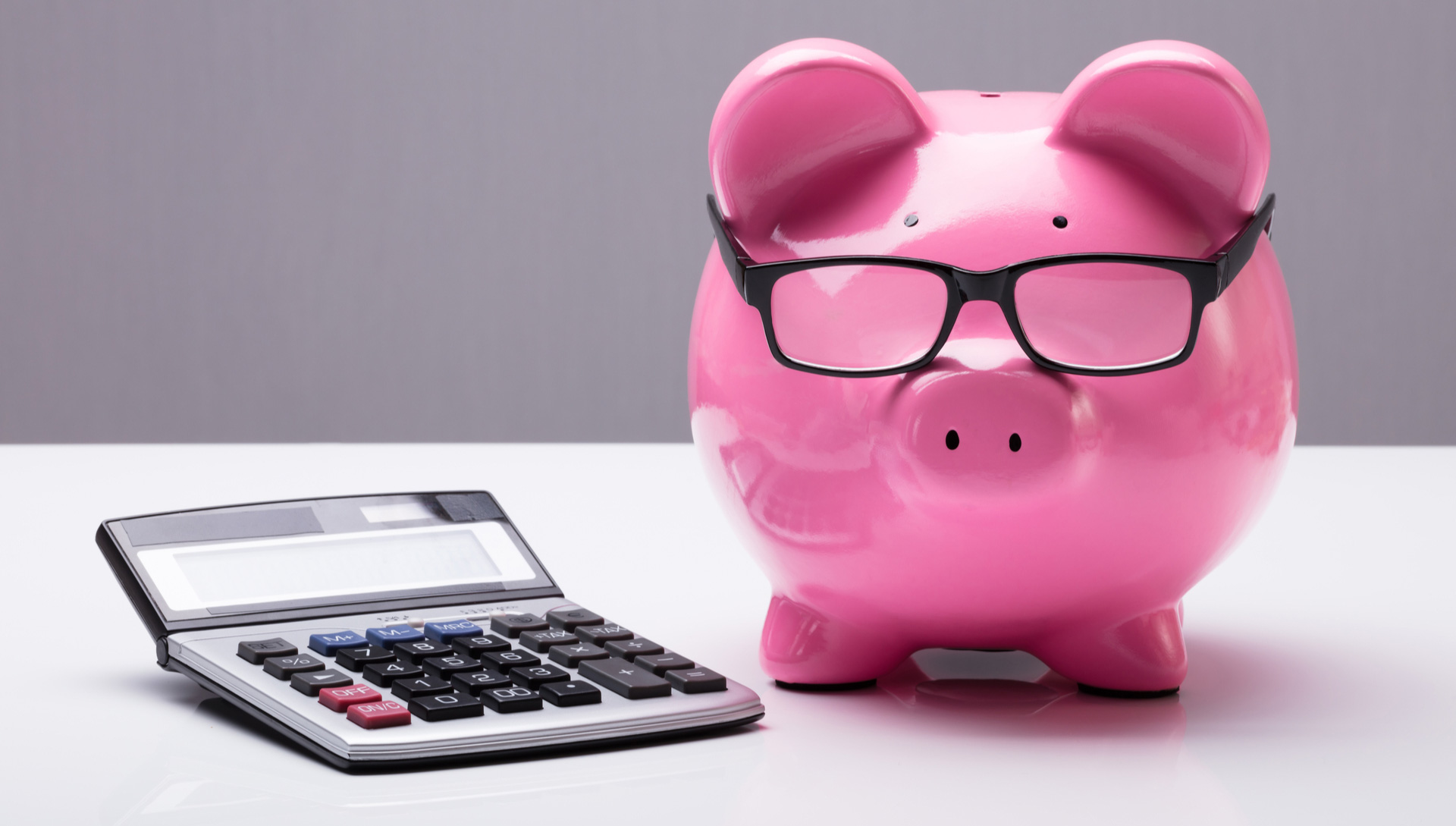 Piggy Calculator